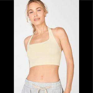 Fabletics Piper Seamless Bralette in Size Large